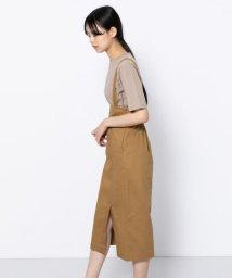 SENSE OF PLACE/サスツキアイラインスカート/502306483