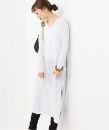 Spick & Span/【ONLY HEARTS】 ORGANIC CAFTAN/502306869