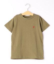 green label relaxing (Kids)/〔WEB限定〕GRAMICCI(グラミチ)ワンポイントTシャツ/502275883