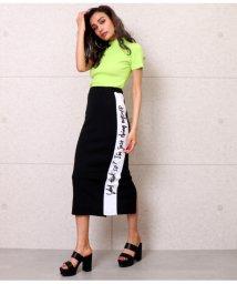 ANAP/サイドプリントナロースカート/502292926