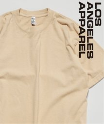 JOURNAL STANDARD relume Men's/LA APPAREL / ロサンゼルスアパレル  6.5oz Garment Dye Pastel クルーネックTシャツ/502301078