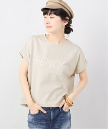 JOINT WORKS/FENOR ロゴTシャツ/502307525