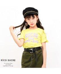 RiCO SUCRE/袖穴あきTシャツ/502307563