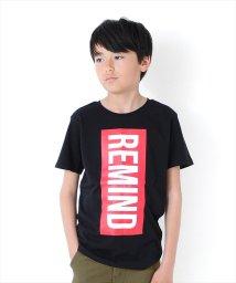 GLAZOS/ビッグボックスロゴ半袖Tシャツ/502308431