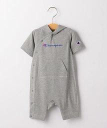 SHIPS KIDS/CHAMPION:【SHIPS KIDS別注】フード ロンパース 2/502308856