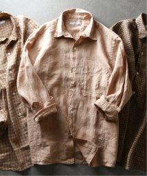 JOURNAL STANDARD relume Men's/レギュラー リネンシャツ/502309089