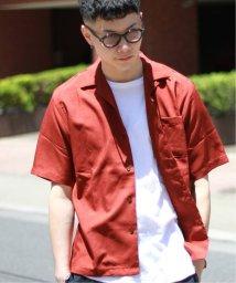 JOURNAL STANDARD relume Men's/トロピカル オープンカラーシャツ/502309752