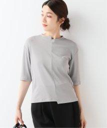FRAMEWORK/AMOMENT ブロックテレコ5分袖 Tシャツ/502309761