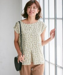 ICB(LARGE SIZE)/CheckPt Combi カットソー/502309790