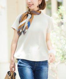 le.coeur blanc/フレアTシャツ/501550478
