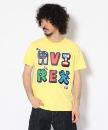 AVIREX/ロゴTシャツ/BOXER JUNTARO/ボクサージュンタロー/502309836