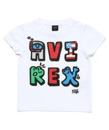 AVIREX/KIDS/ロゴTシャツ/BOXER JUNTARO/ボクサージュンタロー/502309842