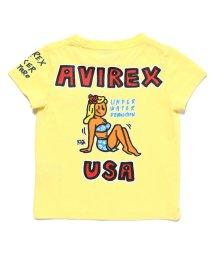 AVIREX/KIDS/ピンナップガールTシャツ/BOXER JUNTARO/ボクサージュンタロー/502309843