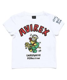 AVIREX/KIDS/フロッグマン Tシャツ/BOXER JUNTARO/ボクサージュンタロー/502309844