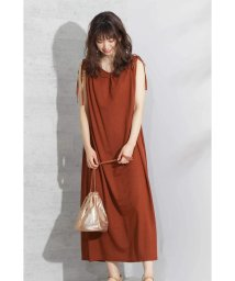 PROPORTION BODY DRESSING/◆サイドドロストリボンジャージーワンピース/502310114