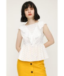 SLY/EYELET LACE TOPS/502310158
