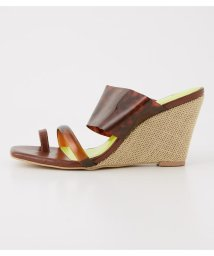 SLY/SQUARE WEDGE SANDAL/502310170