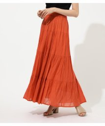 AZUL by moussy/COTTON BOIL TIERED SKIRT/502310187