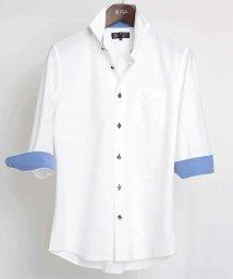 MK homme/ドライシャツ(アルビニカノコ)/502037199