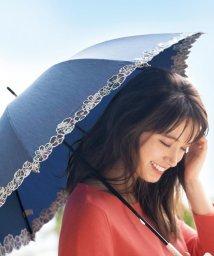 anySiS/【晴雨兼用】Deveauxブルーム パラソル(長傘・折りたたみ傘)/502310477