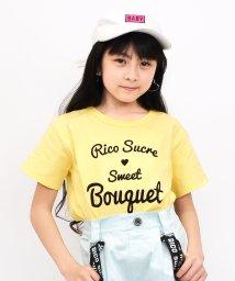 RiCO SUCRE/バッククロスTシャツ/502307569