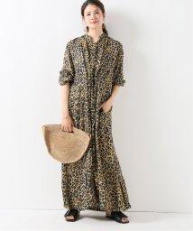 journal standard  L'essage /【LAURENCE BRAS/ローレンス ブラス】LAURENCE BRAS RAIN leopard dress:ワンピース/502311059