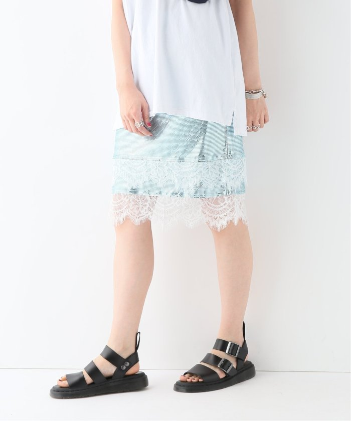 【POSTER GIRL】THE ZUZANNA SKIRT:スカート