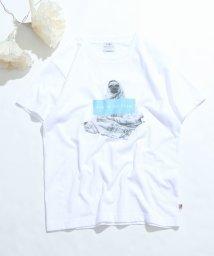 coen/PUG IN THE COEN フォトプリントTシャツ/502311982