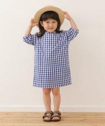 URBAN RESEARCH DOORS(Kids)/ギンガムワンピース(KIDS)/502311989