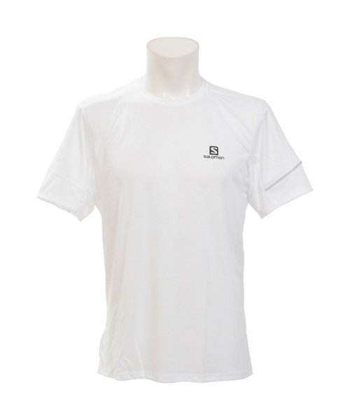 SALOMON(サロモン)/サロモン/メンズ/APPAREL AGILE SS TEE M WHITE/62336128