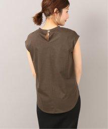 NOBLE/Sleeve less long Tシャツ◆/502035877
