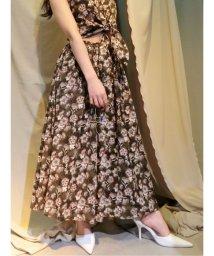 GYDA/【セットアップ対応商品】オリジナルフラワーボリュームスカート/502274719