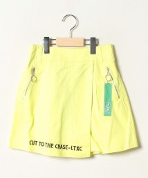 Lovetoxic/裾ロゴラップスカパン/502301790