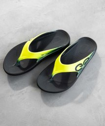 green label relaxing/[ウーフォス] SC OOFOS OORIGINAL SPORT  サンダル/502313096