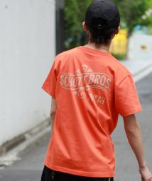 Schott/【WEB限定】No.13 T-SHIRT/502313116