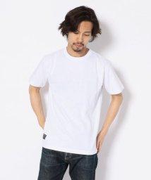 AVIREX/【WEB&DEPOT限定】スモールボックスロゴ クルーネックTシャツ/SMALL BOX LOGO T-SHIRT/502313137