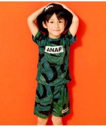 ANAP KIDS/リーフ柄SETUP/502313196