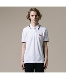 Levi's/ポロシャツ HM PATCH WHITE / TIPPING/502313305