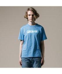 Levi's/リラックスグラフィックTシャツ LAZY TAB PARISIAN BLUE/502313307