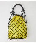 AZUL by moussy/LEATHER LIKE MESH TOTE BAG/502313445