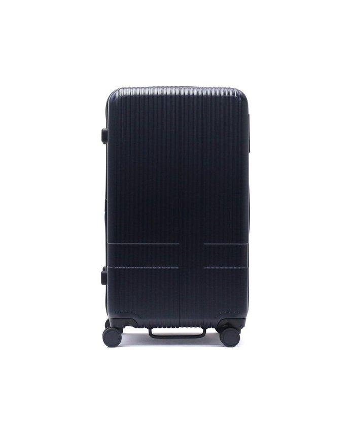 ギャレリア イノベーター スーツケース innovator Extreme Journey 75L 6泊 7泊 一週間 TSAロック 4輪 旅行 INV70 ユニセックス ネイビー F 【GALLERIA】