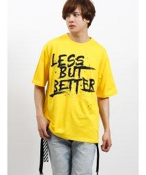 semanticdesign/ワッペンロゴBIGクルーネック半袖Tシャツ/502315208
