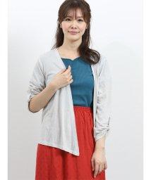 m.f.editorial/【WEB限定】エムエフエディトリアルレディース/m.f.editorial:Women ラメフライス ショートボレロ/502315384
