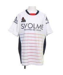 SVOLME/スボルメ SVOLME サッカー/フットサル 半袖シャツ JrボーダーTRトップ 1191-23200/502315744