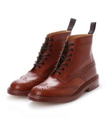 TRICKER'S/トリッカーズ Tricker's M2508-Double Leather Sole-MARRON (MARRON)/502315834