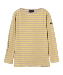 BEAMS OUTLET/Le minor / 別注 ENC BATEAU ボーダーカットソー/502251912