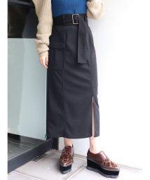 MURUA/サイドポケットペンシルスカート/502255805