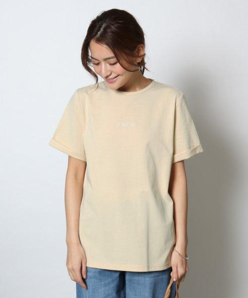 SCOTCLUB(スコットクラブ)/Vin(ヴァン) プチロゴ半袖Tシャツ/081253976