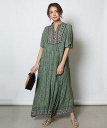 SCOTCLUB/YOLO(ヨロ) カフタンサマーワンピース/502308346