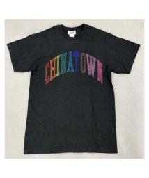 B'2nd/CHINATOWN MARKET(チャイナタウンマーケット)ラインストーンTシャツ/502316254